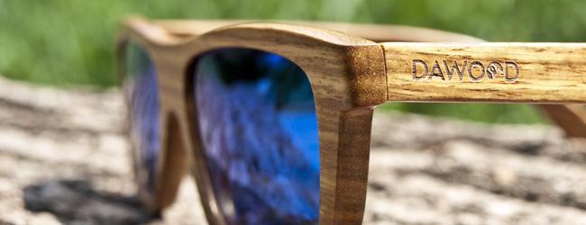 Příběh DAWOOD - dřevěné brýle