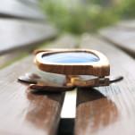Dřevěné brýle DAWOOD – El Classico